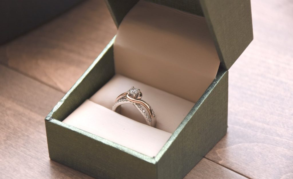 find perfect engagement ring